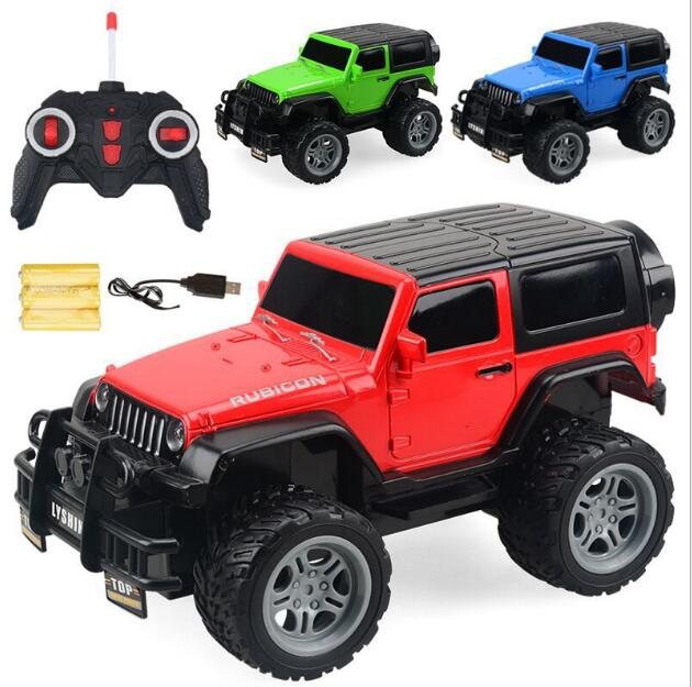 The News of  1:18 toy Jeep car_home page